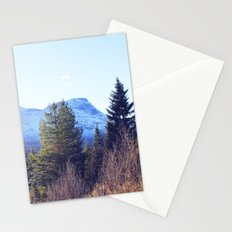 Närvik Mountains and Forest Stationery Cards