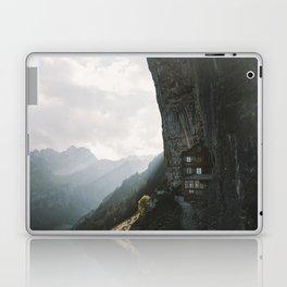 Mountain Cabin - Landscape Photography Laptop & iPad Skin