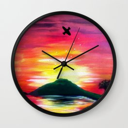 Still Flying... Wall Clock
