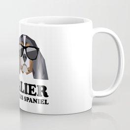 I Love Cavalier King Charles Spaniel modern v1 Coffee Mug