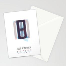 Aldo Semi Bold Stationery Cards