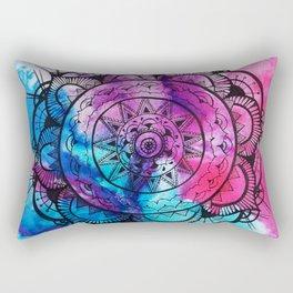 Mandala Art Rectangular Pillow