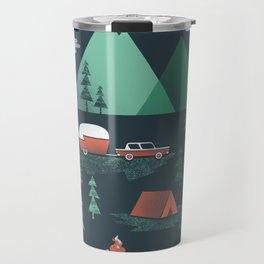 Pitch a Tent Travel Mug