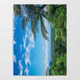 Cairns, Australia Overlook Poster