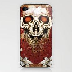 Skullprint iPhone & iPod Skin