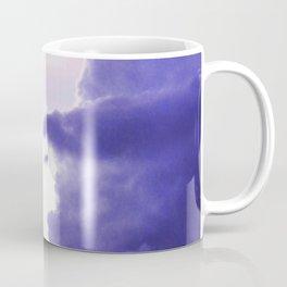 Lilac Clouds Coffee Mug