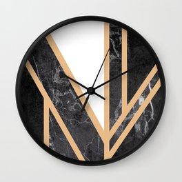 Vintage Life III Wall Clock
