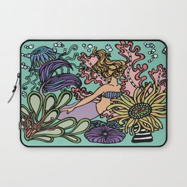 Jade Reef Sea Siren Laptop Sleeve
