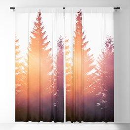 Morning Glory Blackout Curtain