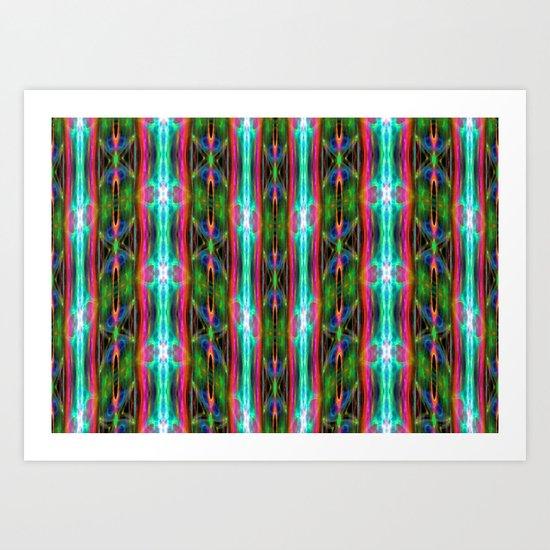 Border Design Art Print