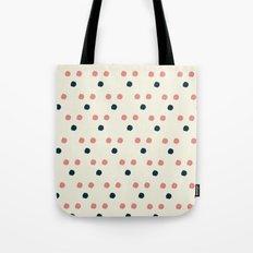 Triangle Dot Tote Bag
