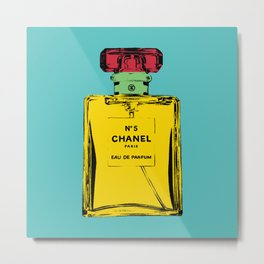 perfume 2 Metal Print