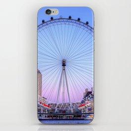 The London Eye, London iPhone Skin
