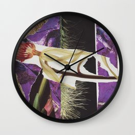 Florastoric Landscape Wall Clock