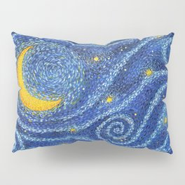 Dream Fields Pillow Sham