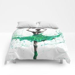 Emerald City Dancer Comforters