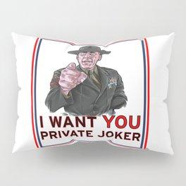 Full Metal Jacket Pillow Sham