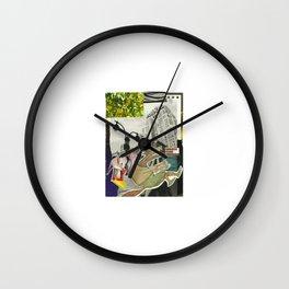 Awooo Wall Clock