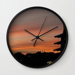 japantown Wall Clock