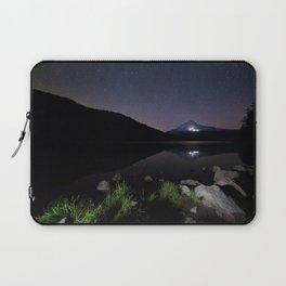 A Trillium Night Laptop Sleeve