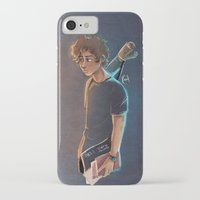 artsy iPhone & iPod Cases featuring Artsy Harry by Laia™