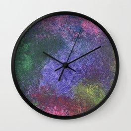 Abstract art #2 Wall Clock