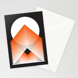 Supra Moon Stationery Cards