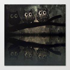 owl-90 Canvas Print