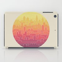 skyline iPad Cases featuring Skyline by Rick Crane
