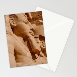 Abu Simbel Egypt Stationery Cards