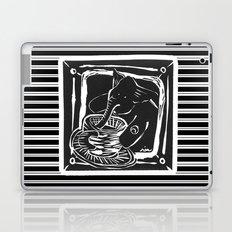 elefante col caffe' Laptop & iPad Skin
