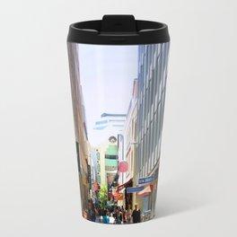Light & Shadows Travel Mug