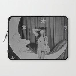 Paper Moon - Tintype Photo Laptop Sleeve