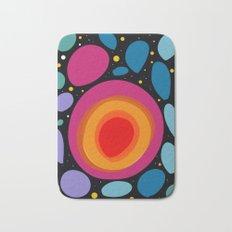 Galaxy Abstract Pattern Minimalist Decoration Bath Mat