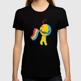 Pansexual Pride Sup Guy T-shirt