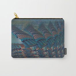 Reaching 3D Abstract Art Carry-All Pouch