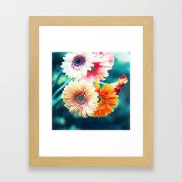 Sunny Love III Framed Art Print