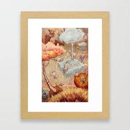 Totes MaGoats 1 Framed Art Print
