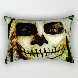 Scary Skull me Rectangular Pillow