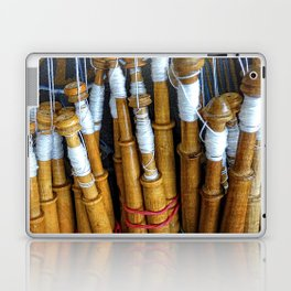 Bolillos or Lace Spindles Laptop & iPad Skin