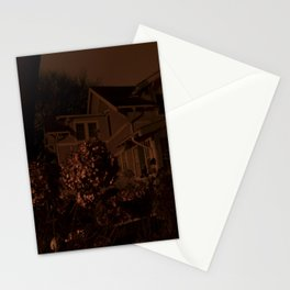 Night House Stationery Cards