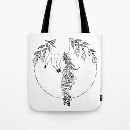 The Hanged Man Tote Bag