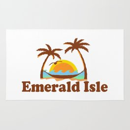 Emerald Isle - North Carolina. Rug