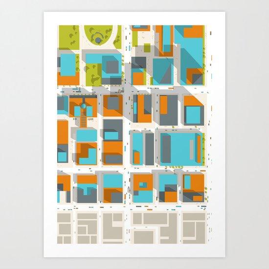 Ground #06 Art Print