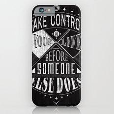 Take Control iPhone 6s Slim Case