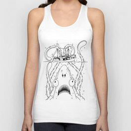 You're Gonna Need A Bigger Boat Unisex Tank Top