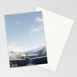Austria Suspension Bridge Stationery Cards