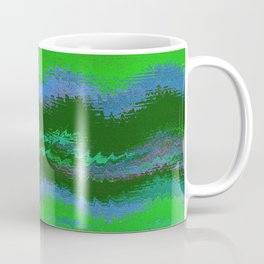 NINETY KILOMETERS ABOVE THE FORESTS OF ZARA TWO Coffee Mug