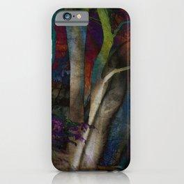 Funky Woods - JUSTART © iPhone Case