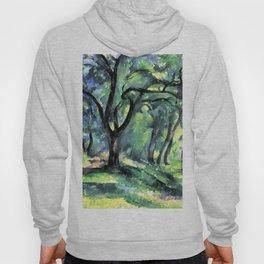 """Paul Cezanne """"Forest"""" c.1890 Hoody"""